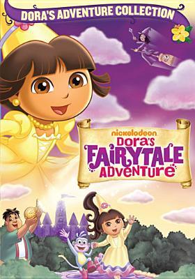 DORA THE EXPLORER:DORA'S FAIRYTALE AD BY DORA THE EXPLORER (DVD)