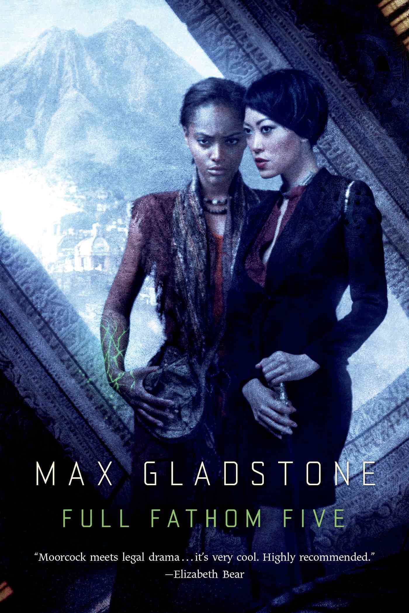 Full Fathom Five By Gladstone, Max